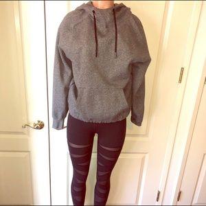 Grey sweatshirt (so cozy) winter